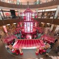 Chinese New Year Pagoda at The Dubai Mall