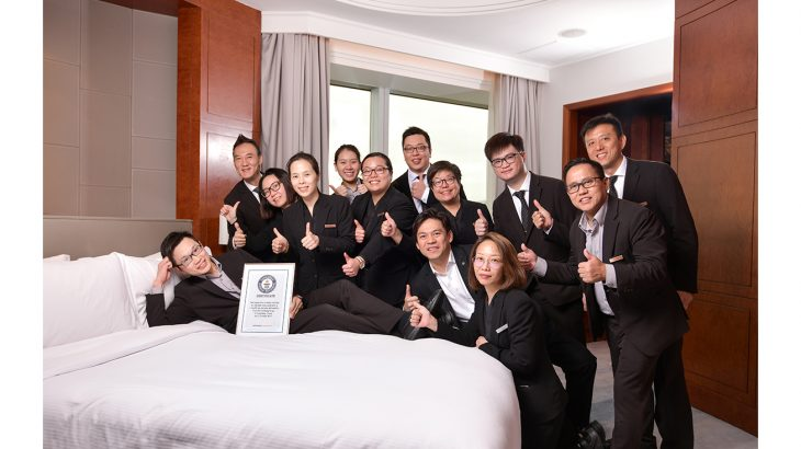 Housekeeping team at Cordis, Hong Kong_1