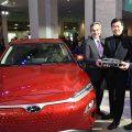 Hyundai Kona and Kona Electric CUV Wins Prestigious 2019 North American Utility Vehicle of the Year