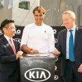 Kia hands over vehicle fleet for Australian Open 2019 (3)