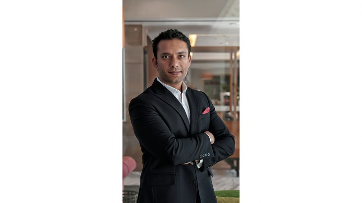 Nevil D'souza, Commercial Director, R Hotels