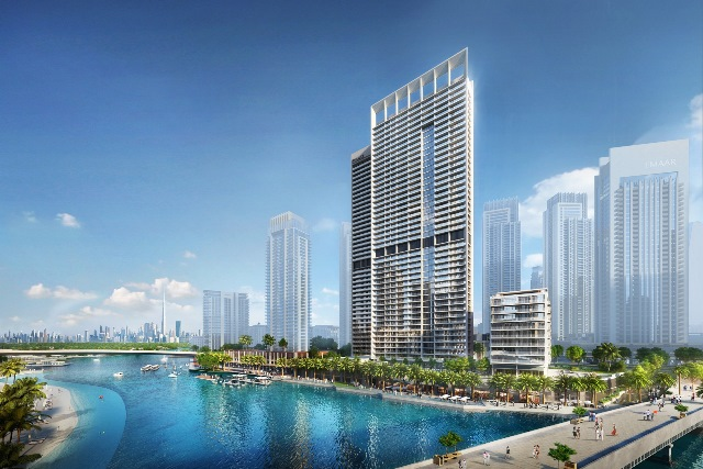 Palace Residences in Dubai Creek Harbour (2)