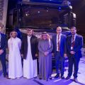 Scania and GCC Olayan launch new truck generation in Saudi Arabia