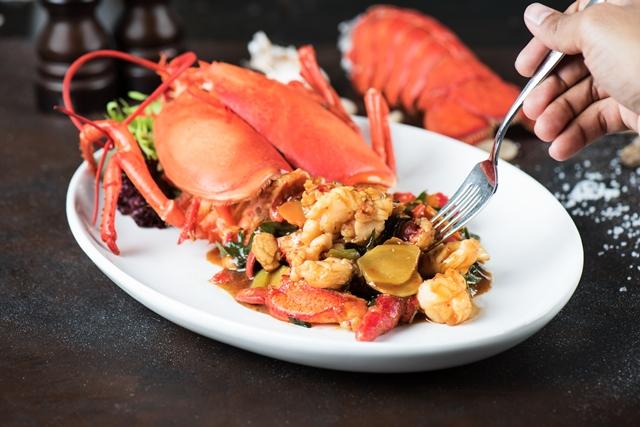 Seafood Market - food