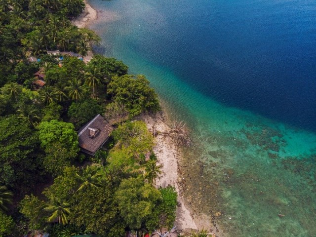 Tagbaobo Village Samal Island, Philippines