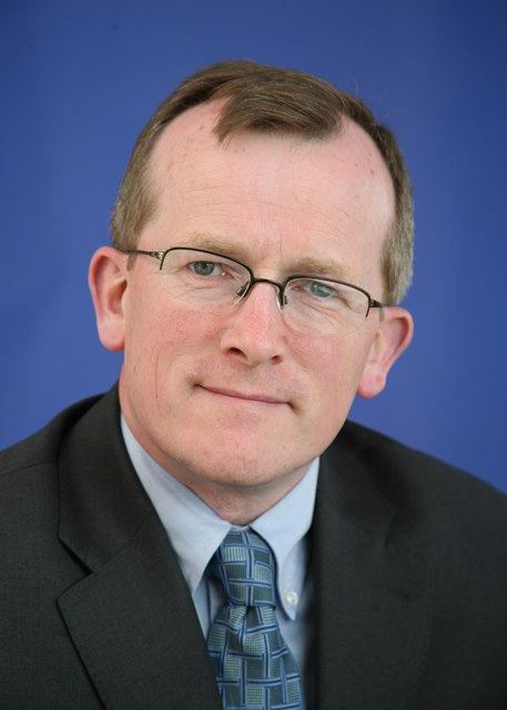 نايل جيبونز الرئيس التنفيذي لهيئة السياحة الأيرلندية