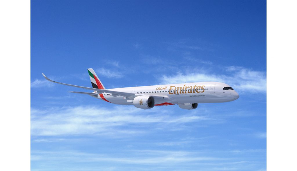 A350-900-Emirates