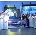 BMW 3 Ser event