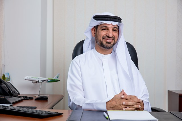 Captain Mohamed Ahmed - SalamAir CEO
