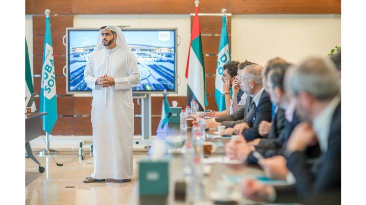 Mohammed Al Falasi_Mohammed bin Rashid Aerospace Hub