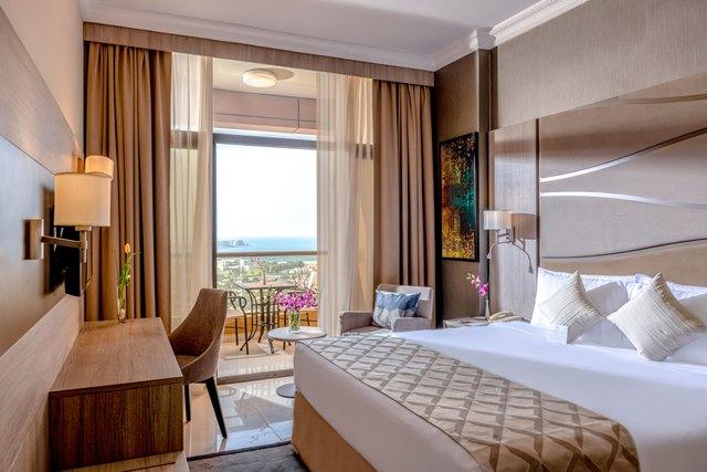 Premium Sea view_bed room_2