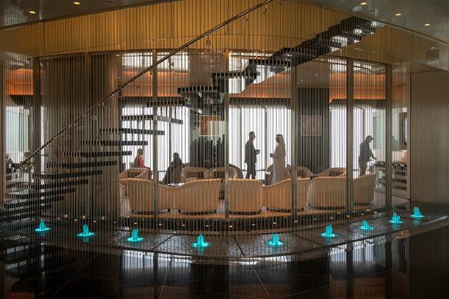 The Lounge, Burj Khalifa
