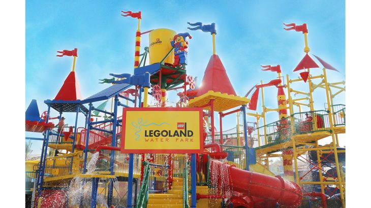 Tropical Island Beach Party coming to LEGOLAND Water Park