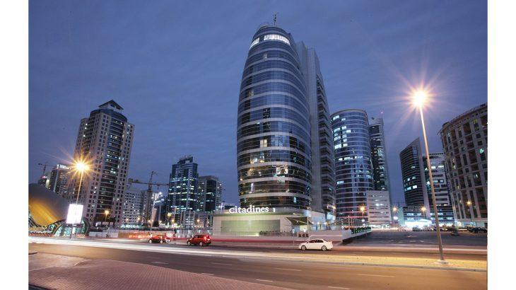 فندق سيتادينس مترو سنترال دبي
