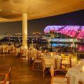 مطعم تشيبرياني الإيطالي في مرسى ياس مارينا أبوظبي