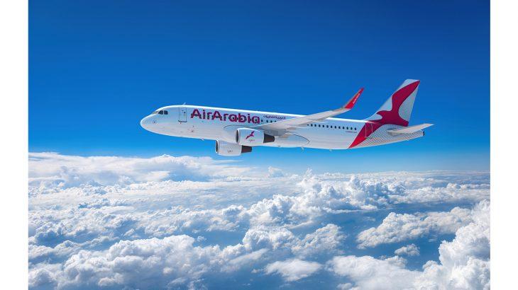 Air Arabia A320 (2)