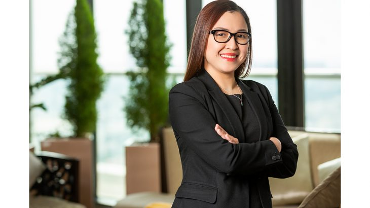 Park Regis Kris Kin Hotel's new Marketing & Communications Manager_Marie Bernadette Ortiguerra