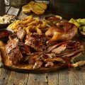 Texas Smokehouse Platter-