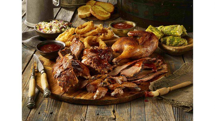 Texas Smokehouse Platter-