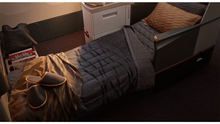 "Turkish Airlines redesigns the travel comfort with ""Flow Sleeping Set"" (2)"