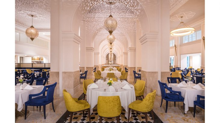 Turquoise Restaurant_Ambiance