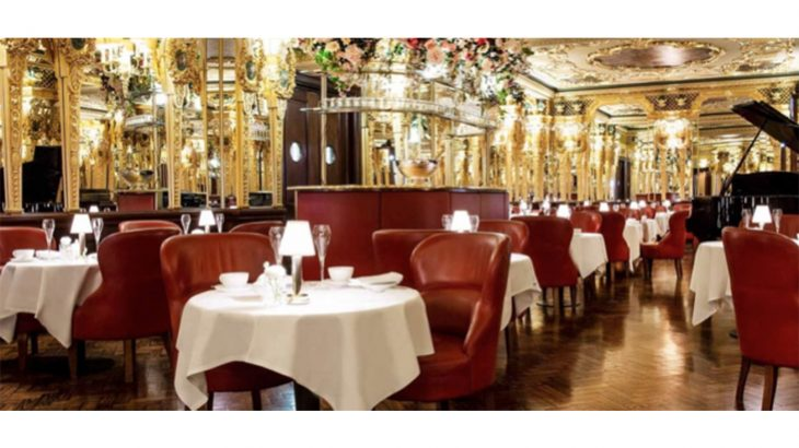 Afternoon Teas_ Hotel Cafe Royal