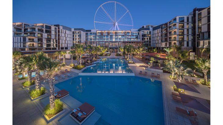 Caesars Palace Bluewaters Dubai - Main Swimming Pool 3