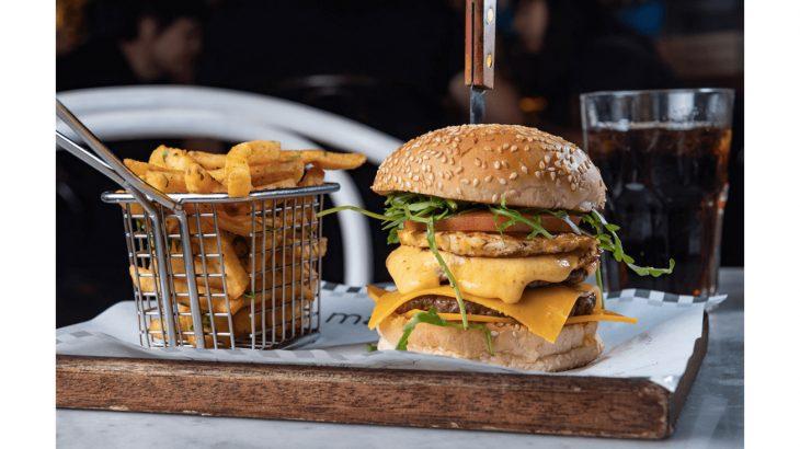 Markette Mamma Mia Burger AED 83