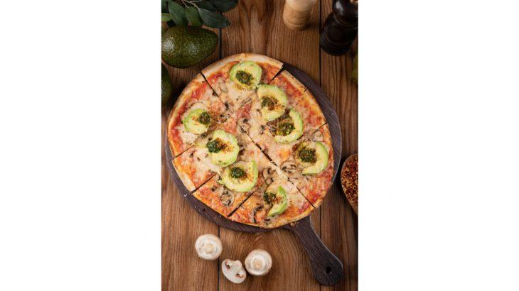 Social House Mediterranean Pizza