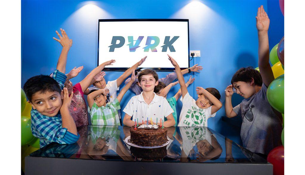 VR Birthday Party