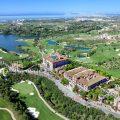 Villa Padierna Palace - Aerial View