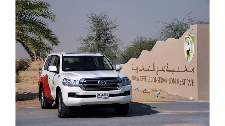 Arabian Adventures operates its Dubai-based safaris in the Dubai Desert Conservation Reserve (4)