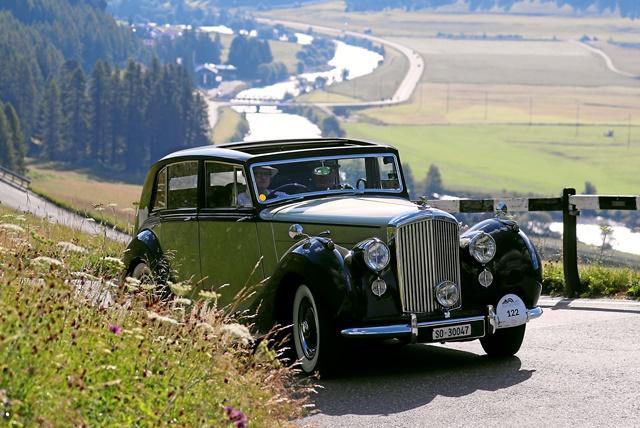 Car Meeting St Moritz