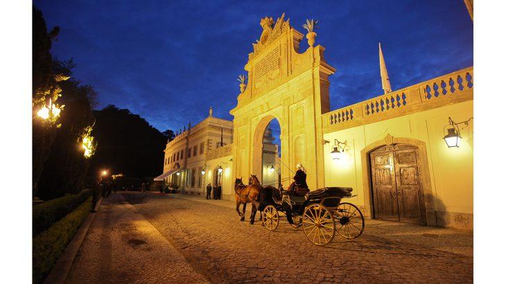 Horse Carriage Ride at Tivoli Palacio De Seteais