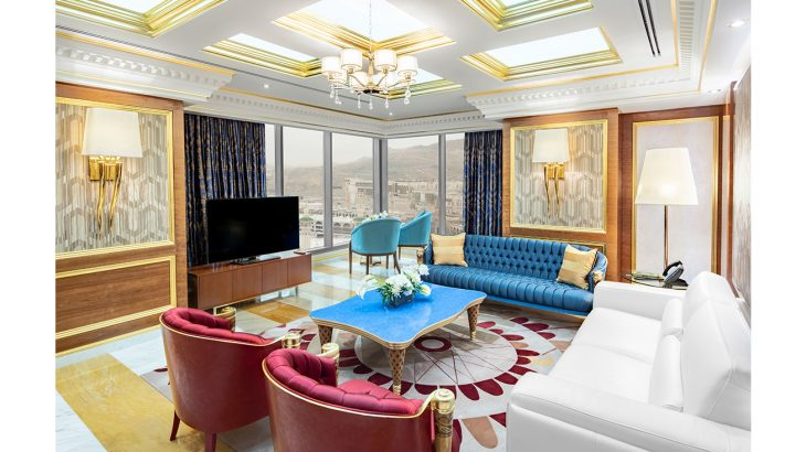 Jabal-Omar-Hyatt-Regency-Makkah-Living-Area-Penthouse