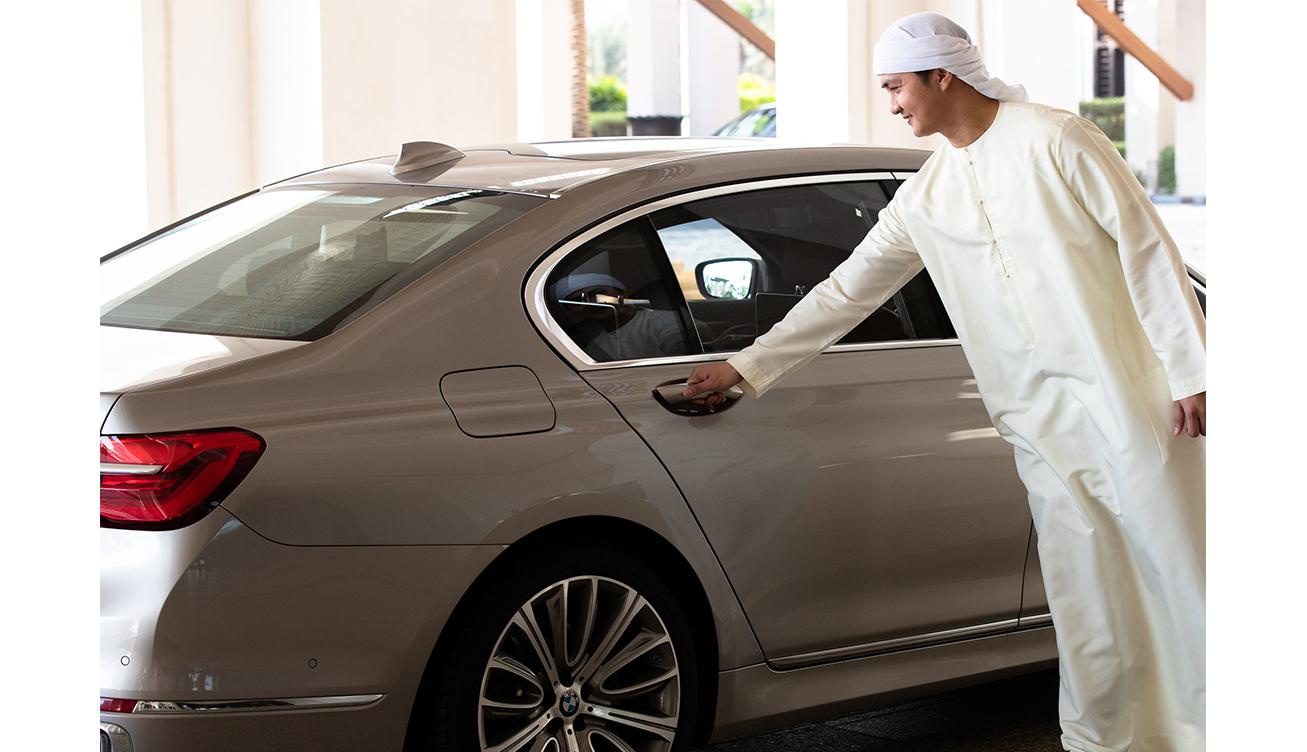 Jumeirah Al Naseem - Service