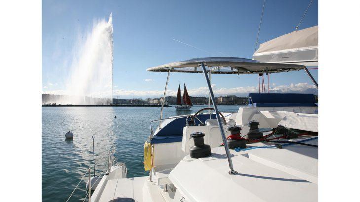 Luxury Boat Geneva