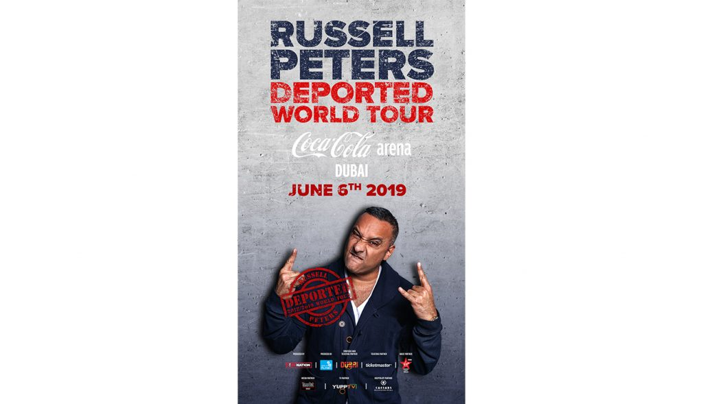 Russell Peters - PRL Image