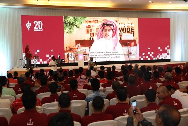 Shawarmer CEO Ahmad Al Rasheed