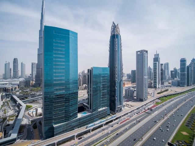 Sofitel Dubai Downtown exterior image
