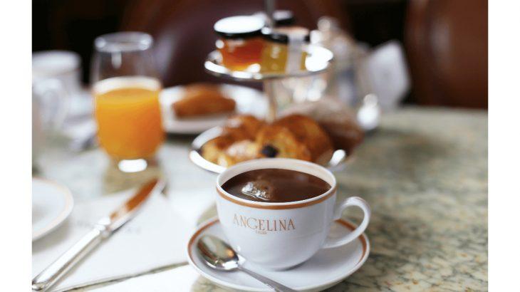 Angelina Hot chocolate L'Africain