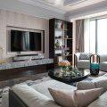 FS Singapore - Ambassador Suite-Living-Room
