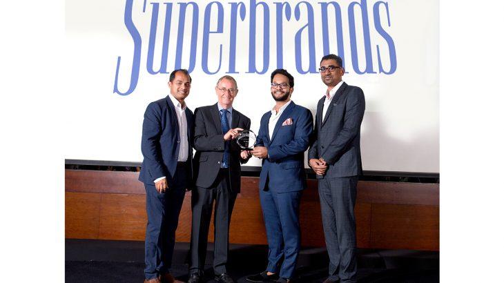 ITL Receives Super Brand Awards UAE 2019
