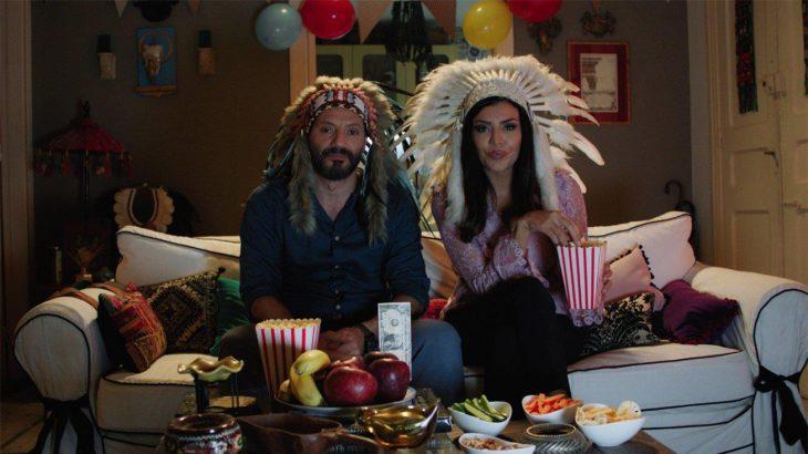 عادل كرم وأمل بوشوشة في مسلسل دولار الخاص بمنصة Netflix