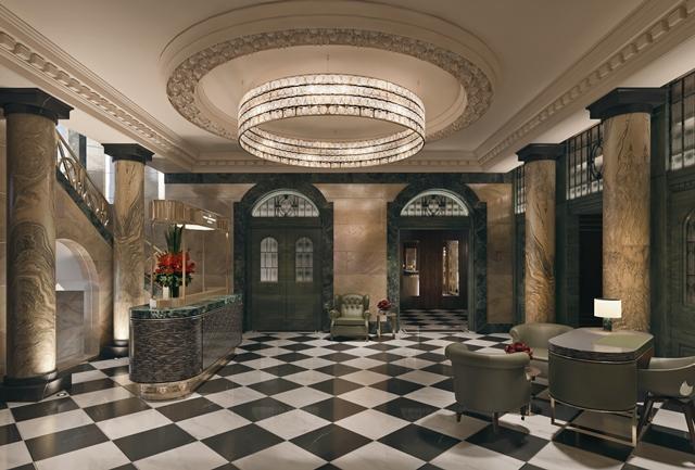 Stock Exchange Hotel_Reception