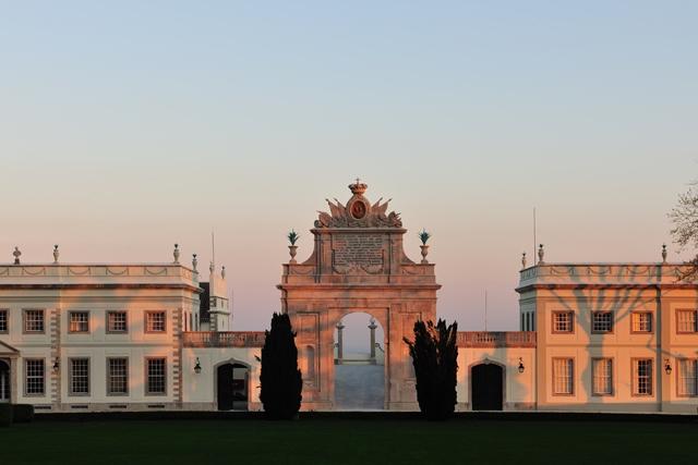 Tivoli Palacio Seteais_exterior