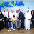 dnata's new lounge was inaugurated by dnata's senior management and three young flyers