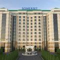 فندق سوميرست سيتي سنتر في كازاخستان