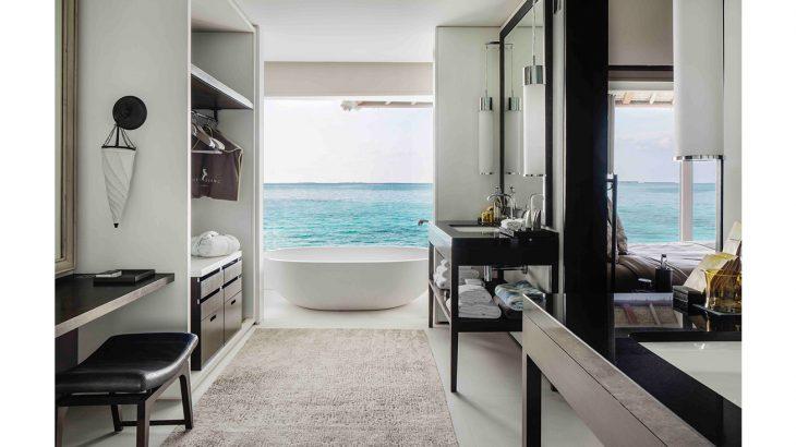2.2 2bedroom lagoon garden villa - 2nd bathroom - S