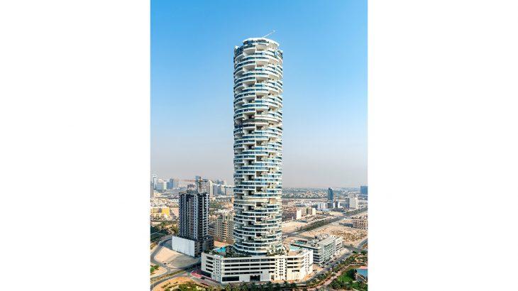FIVE Jumeirah Village Dubai Exterior 1